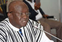 Mr Joseph Kofi Adda Minister Of Aviation