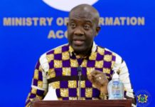 Mr Kojo Oppong Nkrumah Minister Of Information