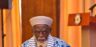 National Chief Imam