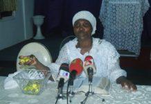Reverend Faith Ami Amewonu