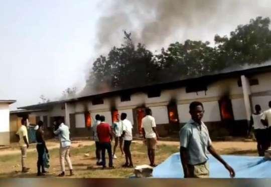 Social Dormitory Fire
