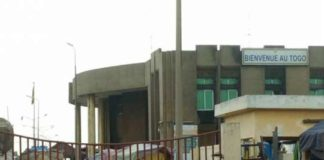 Togo Borders