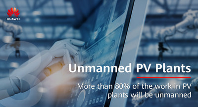 Unmanned PV Plants