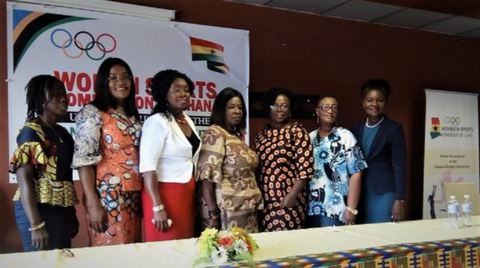 Womens Commission Ghana