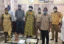 Ambassadors Masks