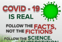 COVID-19 is Real