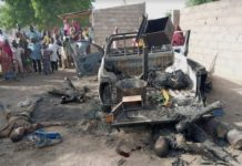Boko Haram Killed By Nigerian Army