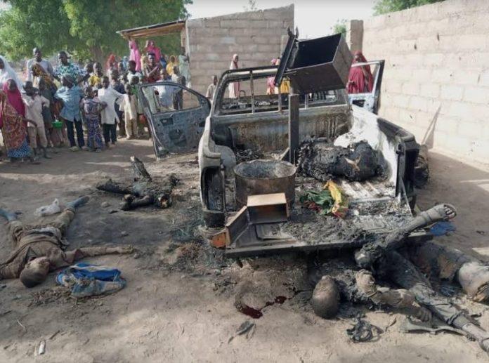 Boko Haram Killed By Nigerian Army