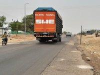 Bolgatanga Navrongo Road
