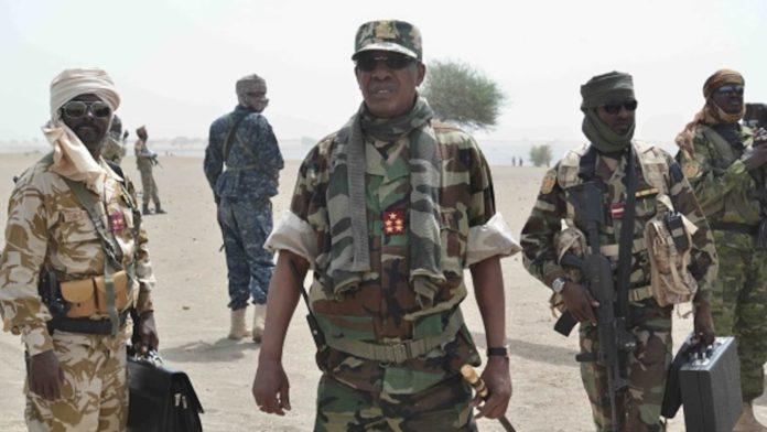 Chadian President Derby