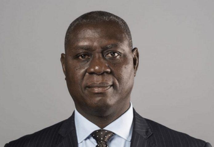 Chief Justice Justice Anim Yeboah