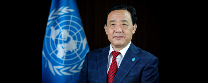Director General Of The Un Food And Agriculture Organization Qu Dongyu