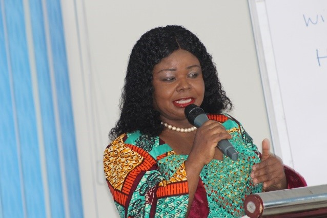 Dr Mrs Beatrice Wiafe Addai