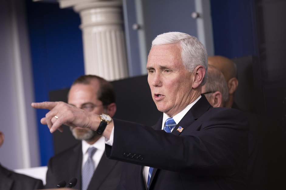 Republicans sue Vice President Pence in bid to overturn U.S. election results
