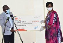 GB foods donate GHc100,000 plus goods