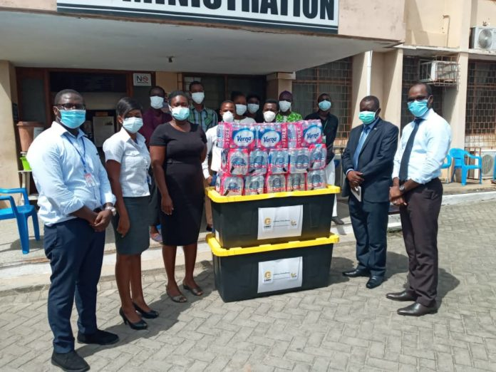 Gcb Provides Daily Meals For Doctors And Frontline Health Workers
