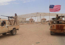 Group Of U S Backed Syrian Rebels Surrenders To Government