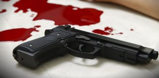 Gun Shot Dead