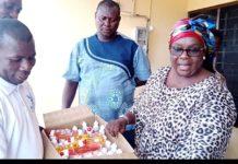 Health Covid Mp Donation