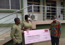Health Ngo Donation