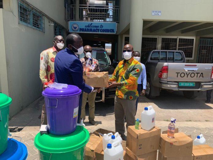 Health Pharmatrust Donation