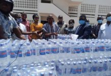 Health Water Donation