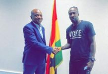 Hearts of Oak sign Nigerian striker Danjuma Ademola Kuti