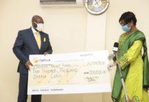 CalBank Donates