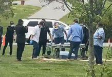 Joe Dakota Buried