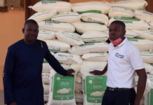 Kedan Company Donates Flour To Support Covid Fight
