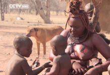 Ovahimba tribe of Namibia