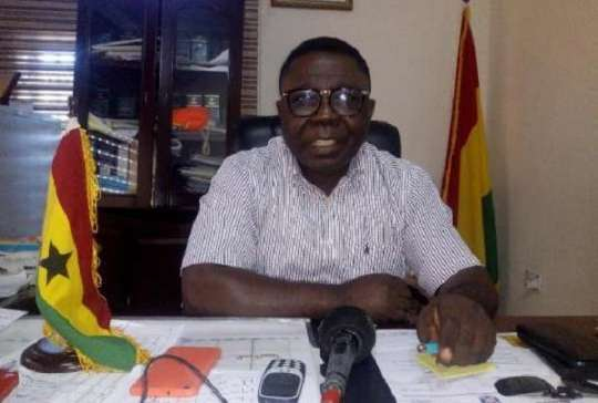 Mr Albert Boakye Okyere