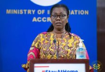 Mrs Ursula Owusu Ekuful