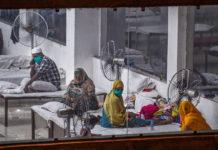People Quarantine Centre Coronavirus
