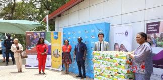 Rebecca Foundation Launches Covid Relief Boxes Challenge