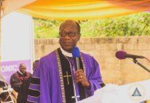 Reverend Dr Hilliard K Dela Dogbe Presiding Bishop African Methodist Episcopal Zion Church