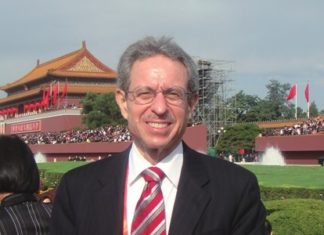 Dr. Robert Lawrence Kuhn Photo: Courtesy of Kuhn