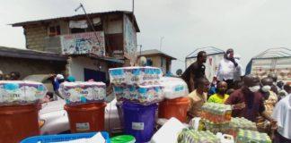 Social Ndc Gives To Kayayes Jpg