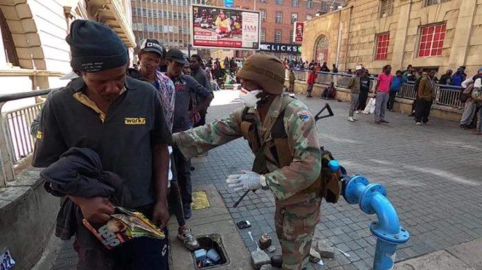 South Africa Coronavirus Covid Pandemic Homeless Quarantine Mckenzie Intl Ldn Vpx Exlarge