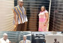 South Tongu District Assembly Donates Water Tanks To Electoral Areas