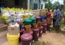 United Hearts Foundation Distributes Ppes And Food Items