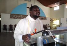 Rev. Fr. Gorden Nibeen