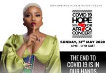Adina Hope Concert