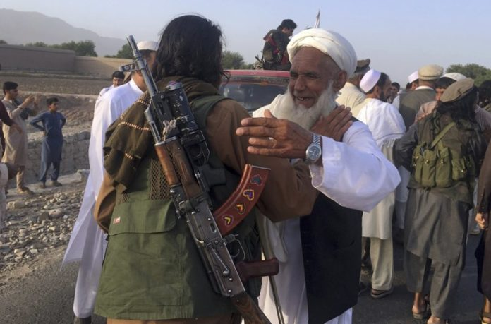 Afghan officials to travel for talks with Taliban after agreement on prisoners
