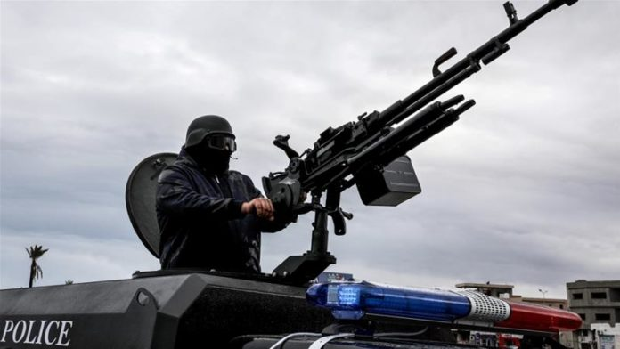 Algeria Calls For Un Backed Political Solution To Libyan Crisis