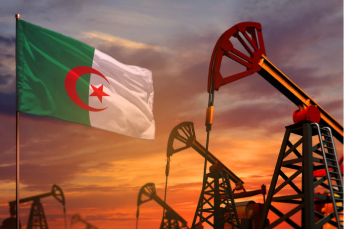 Algeria Oil and energy cooperation