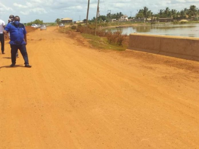 Anlo Afiadenyigba Road