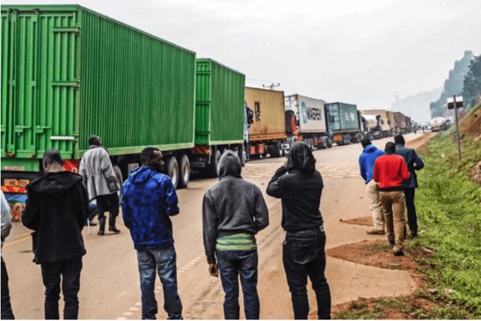Border Uganda Rwanda