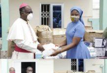 Church Donates To Bolga East Health