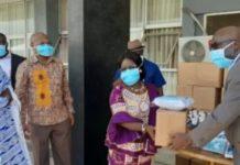 Coda Donates Pieces Of Nose Masks